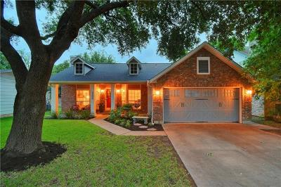 Austin Single Family Home For Sale: 2205 Shoalmont Dr