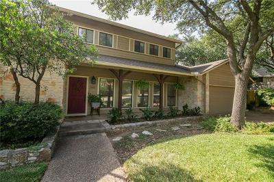 Travis County Single Family Home For Sale: 1802 Ringtail Rdg