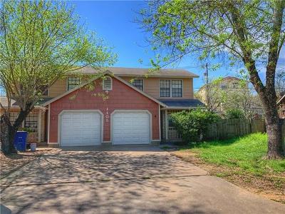 Multi Family Home For Sale: 1105 Ash Cv