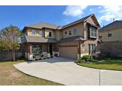 Round Rock Single Family Home Pending - Taking Backups: 224 E Adelanta Pl