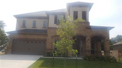 Cedar Park Single Family Home Pending - Taking Backups: 1019 Valley View Dr
