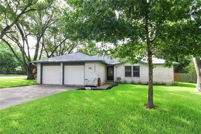 Austin Single Family Home For Sale: 12803 Oak Creek Cv