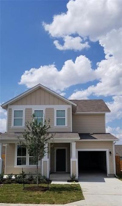 Leander Single Family Home For Sale: 301 E Broade St