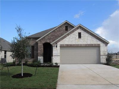 Pflugerville Single Family Home For Sale: 3908 Eland Dr
