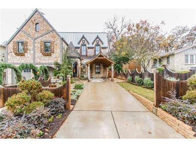 Austin TX Condo/Townhouse For Sale: $875,500