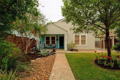 Austin TX Single Family Home Pending - Taking Backups: $579,950