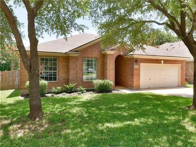 Travis County Single Family Home Pending - Taking Backups: 8305 Forest Heights Ln