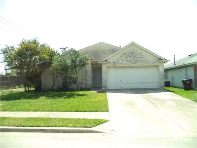 Round Rock Single Family Home Pending - Taking Backups: 2027 Monica Ln
