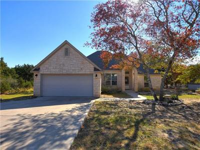 Wimberley Single Family Home For Sale: 7 Creekside Dr