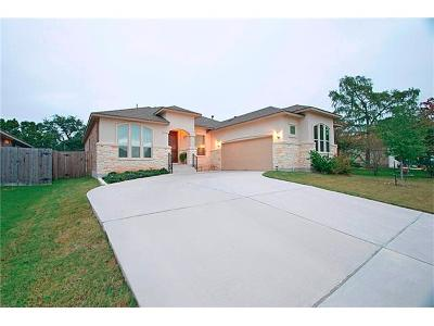 Leander Single Family Home For Sale: 2005 Maplewood Dr