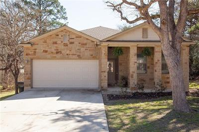 Bastrop Single Family Home For Sale: 105 S Kaupo Dr