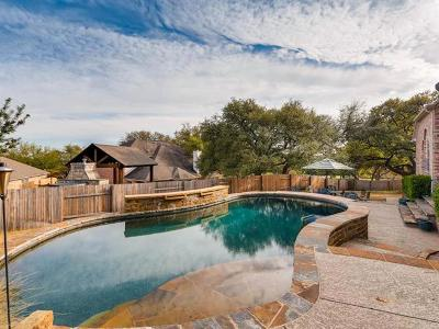 Austin Single Family Home Active Contingent: 169 Enchanted Cv