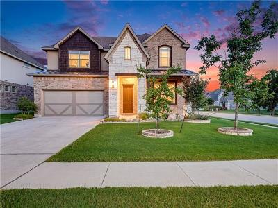Leander Single Family Home Pending - Taking Backups: 3632 Arvel Dr