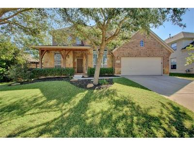 Pflugerville Single Family Home For Sale: 18933 Colonial Manor Ln