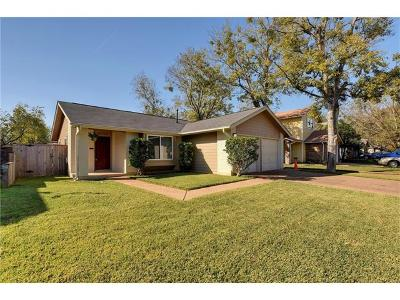 Hays County, Travis County, Williamson County Single Family Home For Sale: 5505 Meadow Crst