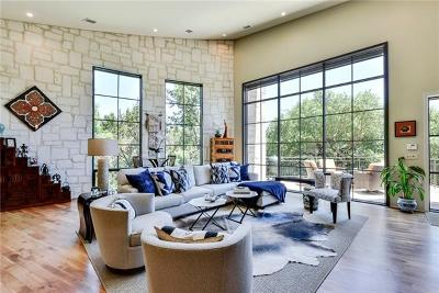 Single Family Home For Sale: 1200 Barton Creek Blvd #33
