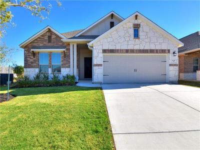 Leander Single Family Home For Sale: 1028 Isaias Dr