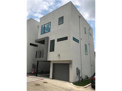 Single Family Home For Sale: 2301 Bluebonnet Ln #9
