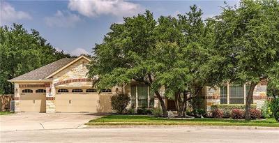 Cedar Park Single Family Home For Sale: 1308 Echo Ridge Ln
