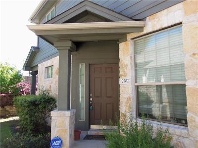 Austin Rental For Rent: 14815 Avery Ranch Blvd #2702