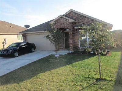 San Marcos Single Family Home Pending - Taking Backups: 166 Valero Dr