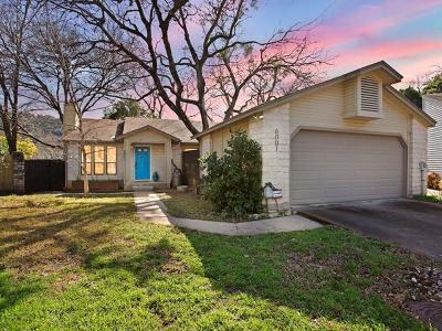 Single Family Home For Sale: 6001 Gardenridge Holw
