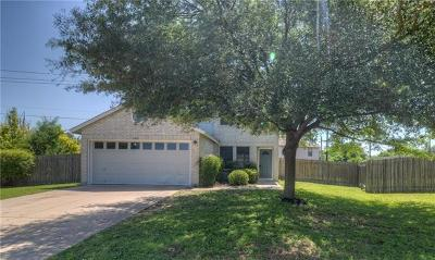 Hays County, Travis County, Williamson County Single Family Home For Sale: 6401 Marble Creek Loop