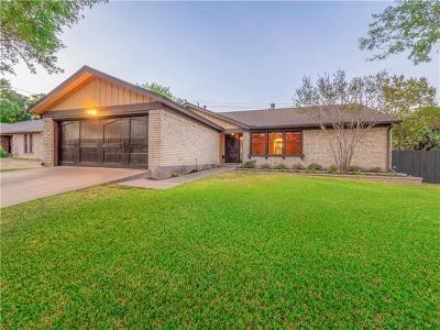 Austin Single Family Home For Sale: 4006 Balcones Woods Dr