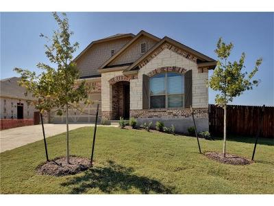 Georgetown Single Family Home For Sale: 1014 Toltec Trl