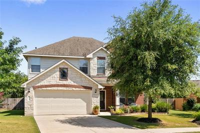 Buda Single Family Home For Sale: 153 Crizer Ct