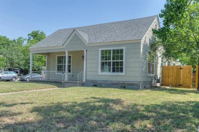 Travis County Single Family Home For Sale: 1012 Ellingson Ln