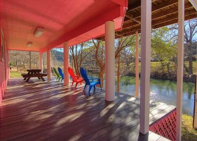 New Braunfels Single Family Home For Sale: 12651 River Rd