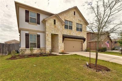 Buda Single Family Home For Sale: 120 Pettigrew Path