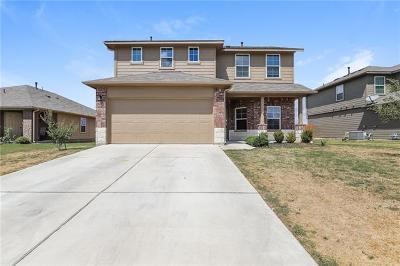 Hutto Single Family Home For Sale: 716 Luna Vista Dr