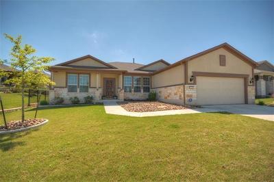 Sun City Single Family Home For Sale: 504 Pipe Creek Ln