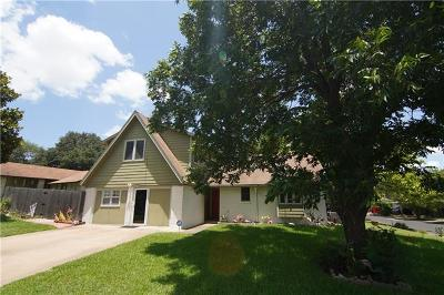 Single Family Home For Sale: 800 Cedar Gln