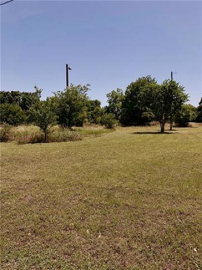 Kyle Residential Lots & Land For Sale: W First St