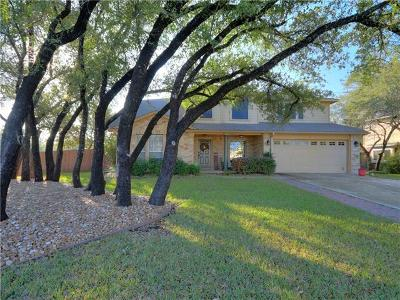 Leander Single Family Home For Sale: 3301 Napa Valley Bnd