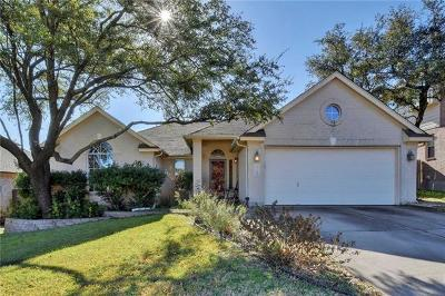 Leander Single Family Home For Sale: 708 Hilltop Dr