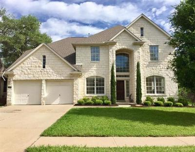 Hays County, Travis County, Williamson County Single Family Home For Sale: 5520 Hero Dr