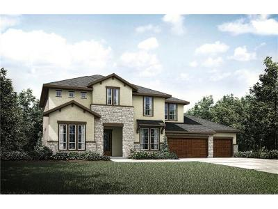 Dripping Springs Single Family Home Active Contingent: 16406 Golden Top Dr
