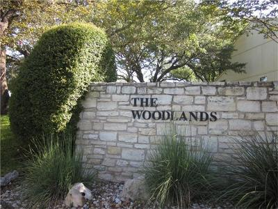 Travis County Condo/Townhouse Pending - Taking Backups: 8121 Meandering Way