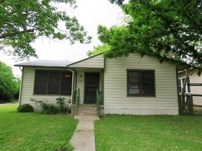Taylor Rental For Rent: 1306 W 4th St