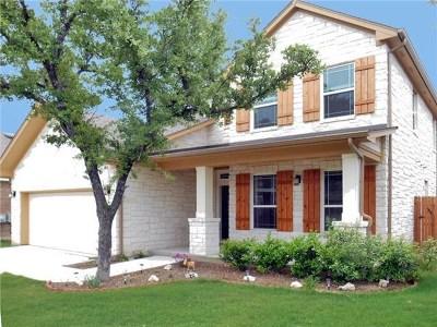 Cedar Park Single Family Home Coming Soon: 209 Gaspar Bnd
