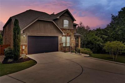 Austin Single Family Home For Sale: 18400 Deleon Bayou Ln
