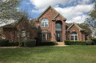 Hays County, Travis County, Williamson County Single Family Home For Sale: 4317 Rio Robles Dr