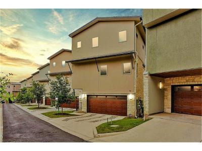 Travis County Single Family Home For Sale: 1142 Lost Creek Blvd #2