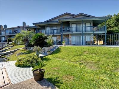 Horseshoe Bay Condo/Townhouse For Sale: 104 Cove #203