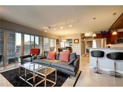 Condo/Townhouse For Sale: 800 Brazos St #807