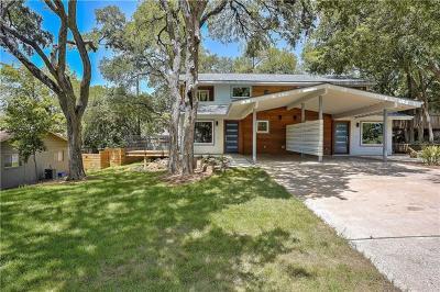 Hays County, Travis County, Williamson County Condo/Townhouse For Sale: 2306 La Casa Dr #A